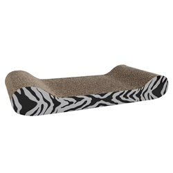 Catit scratcher White Tiger Stripes