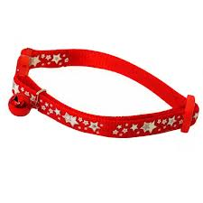 Jolly Moggy Christmas Collar
